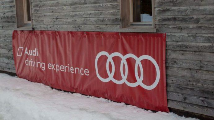 Audi driving experience Seefeld, Tirol