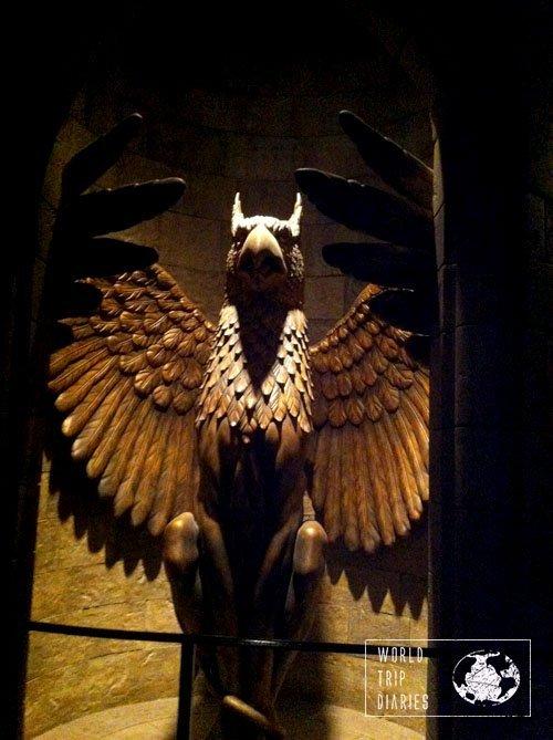 hogwarts eagle