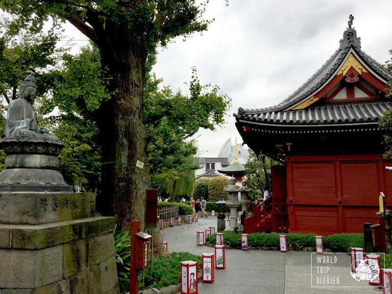 asakusa gardens
