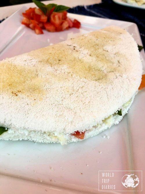tapioca brazilian food