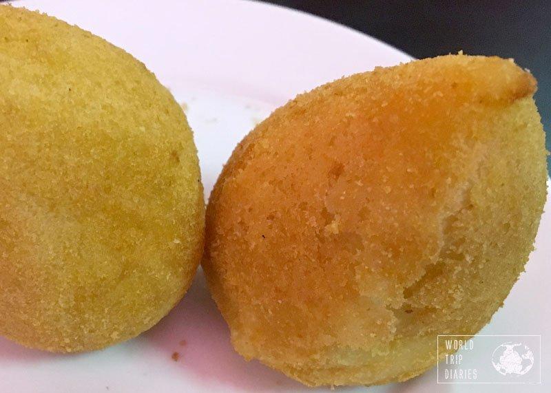 coxinha brazilian food