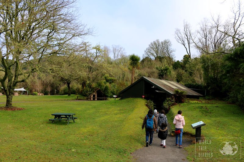 buried village