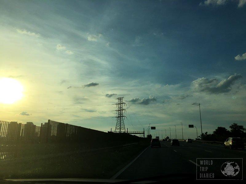 sunset sao paulo