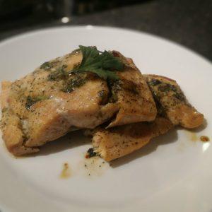 Easy Oven-baked Salmon Recipe 3