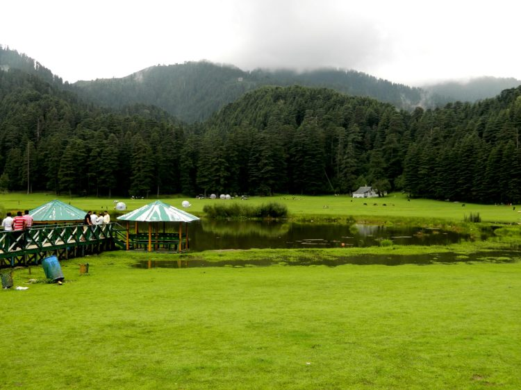 Khajjiar a less traveled hill station in India