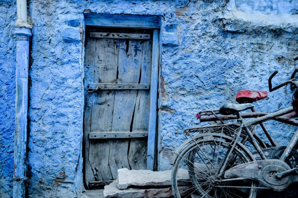 blue city of Rajasthan, Jodhpur