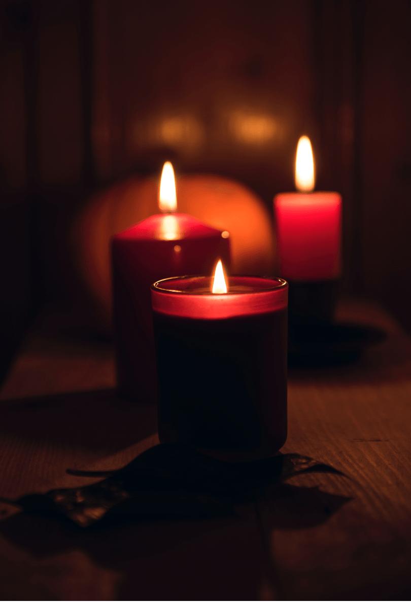 Image of Candle set