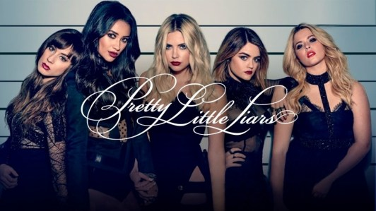 "Image of ""Pretty Little Liars"" poster"