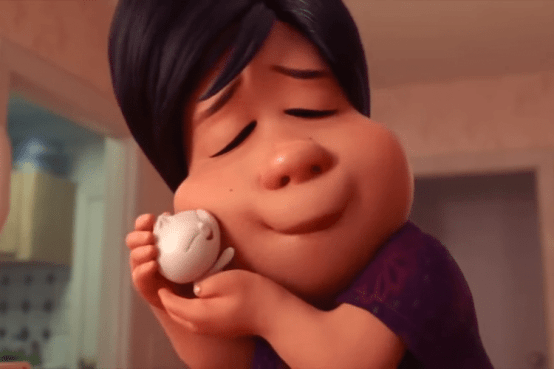 "2019 Oscar wining best Animated Short Film ""Bao"""