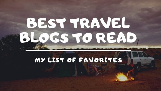 Fetaure Image of Best Travel blogs to Read