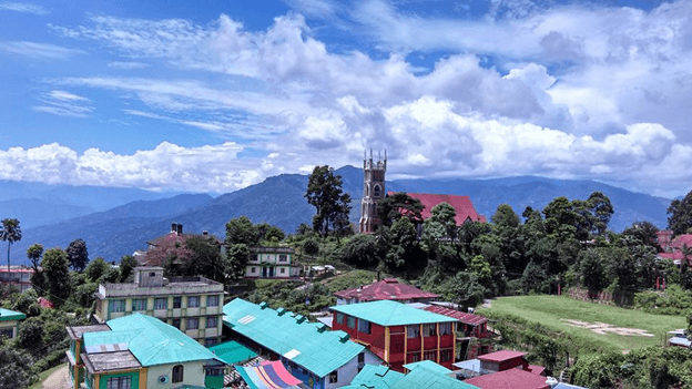 One of the best place to travel in West Bengal is Kalimpong