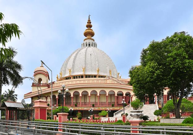 ISKCON temple in Mayapur
