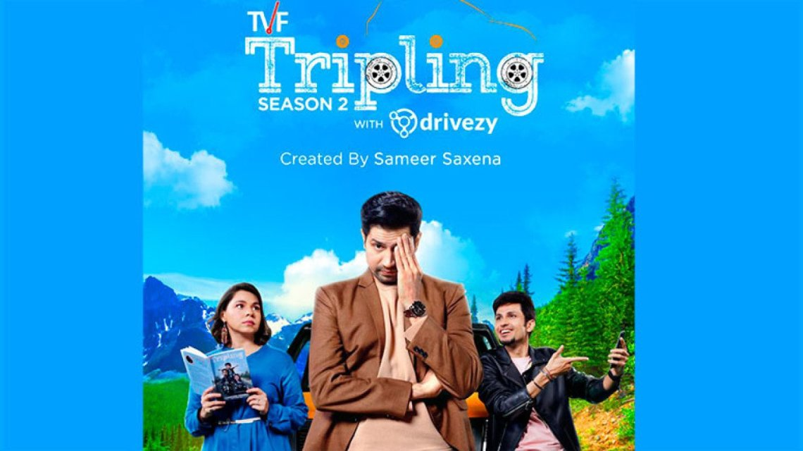 Tripling poster of Chandan, Chanchal and Chitwan