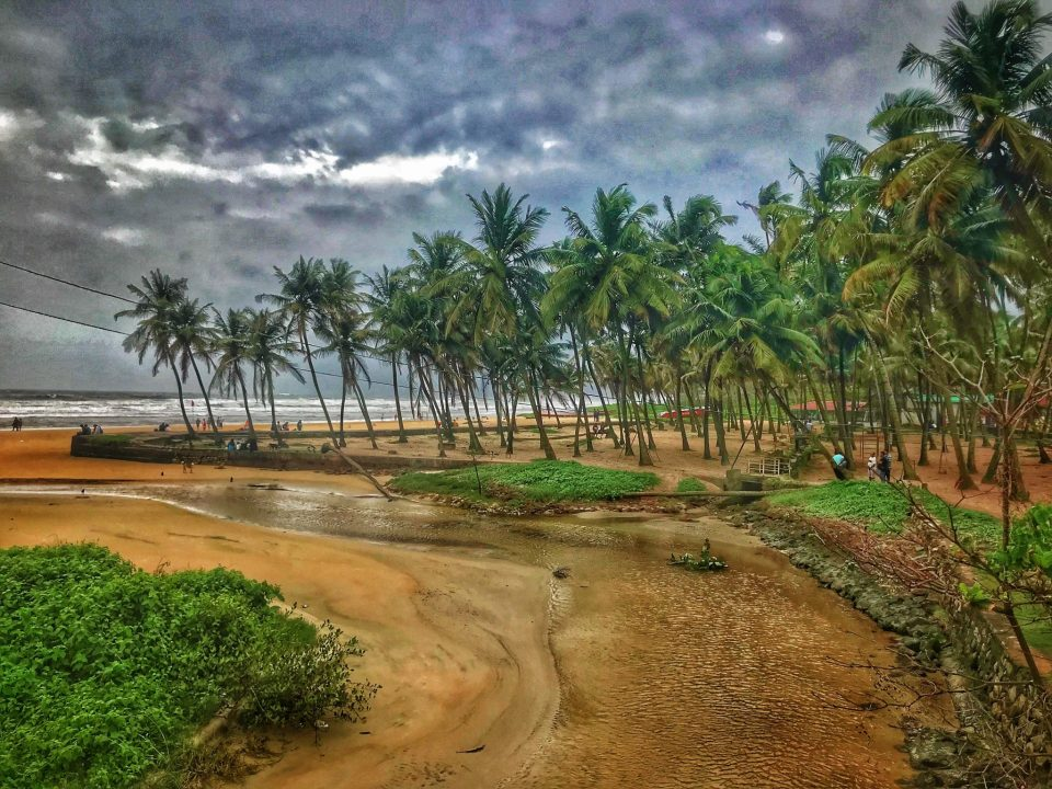 Goa perfect monsoon destination in India