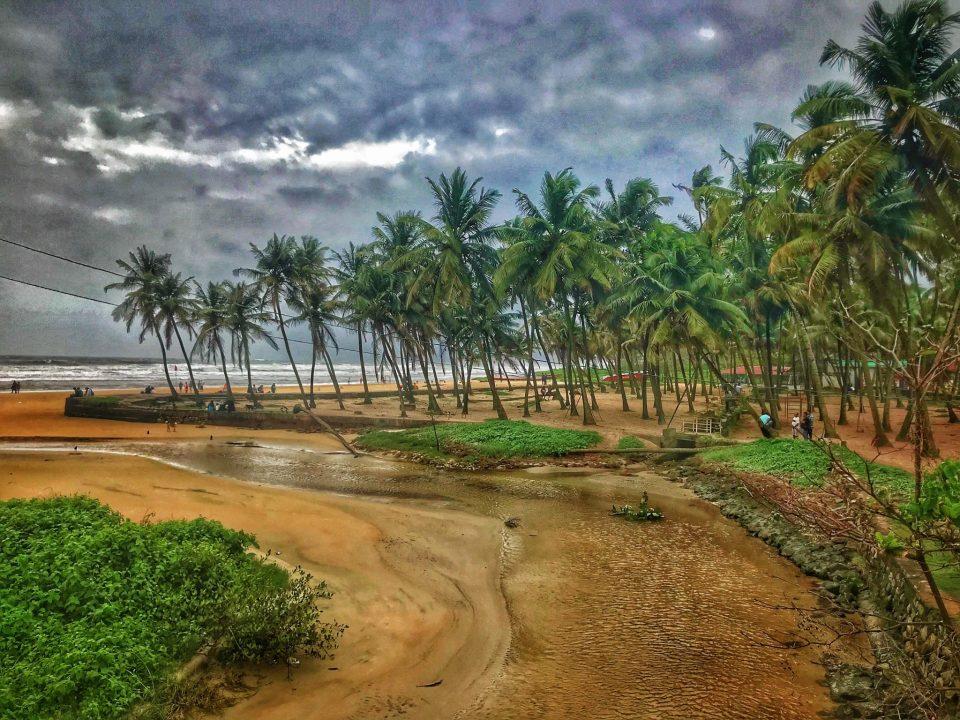Goa perfect monsoon destination in India
