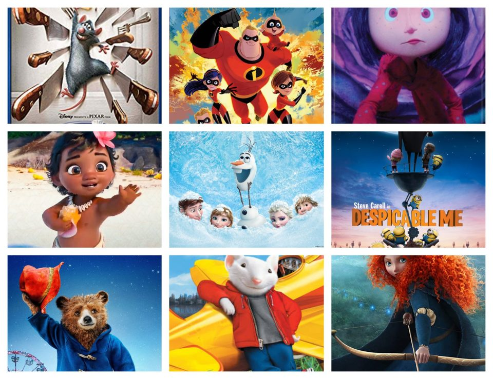 Kid-friendly movies to stream