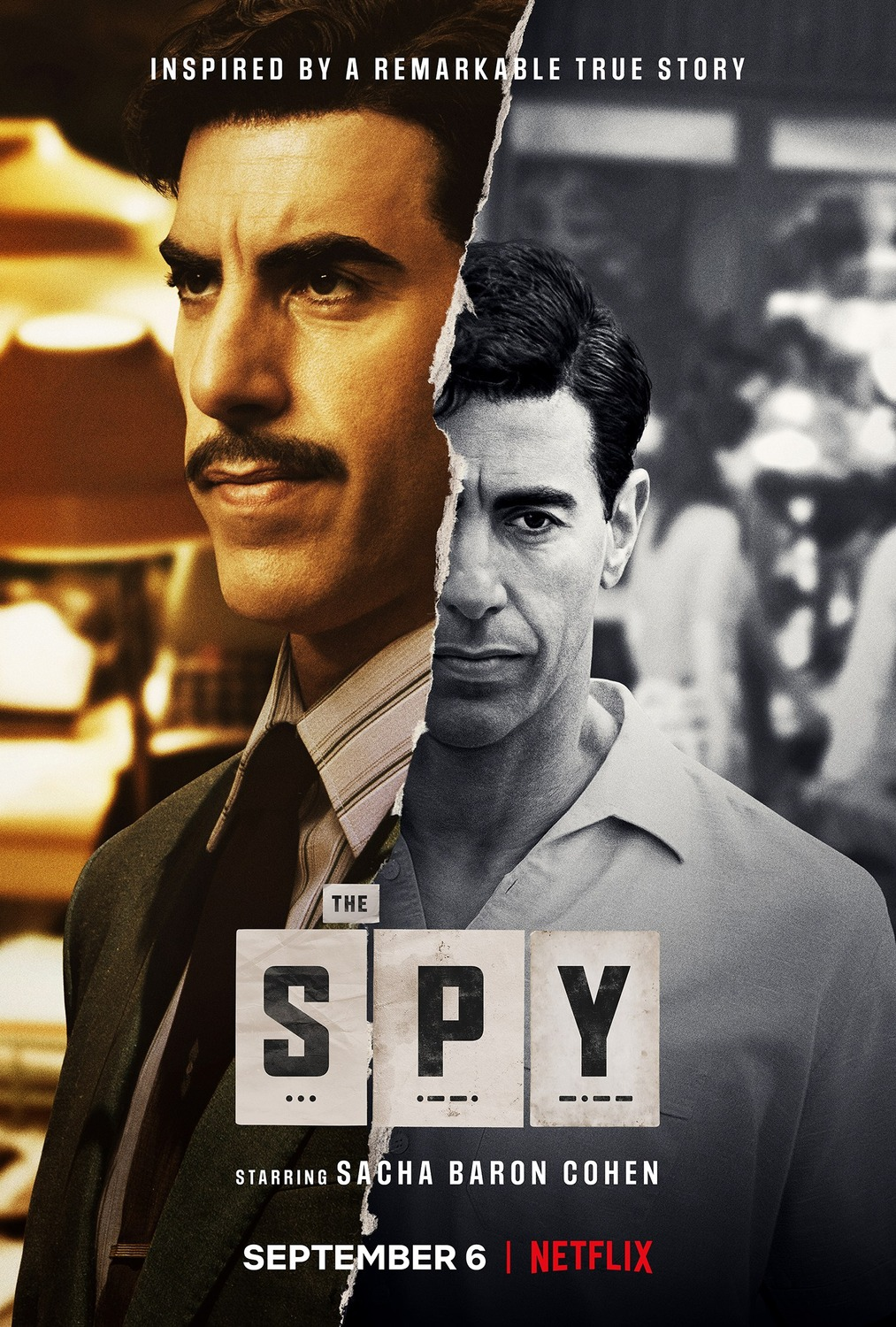 Netflix's The Spy Review: Outstanding Performance by Sacha Baron 1