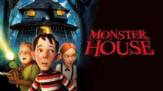 Best halloween movies on Netflix - Monster House