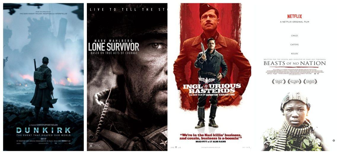 best war movies on Netflix