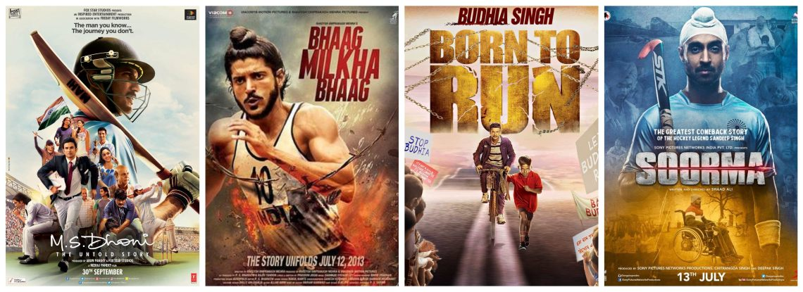 Bollywood movies based on sports