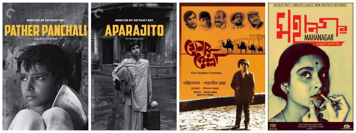 best movies of satyajit ray