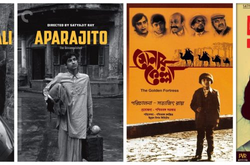 best movies of satyajit ray
