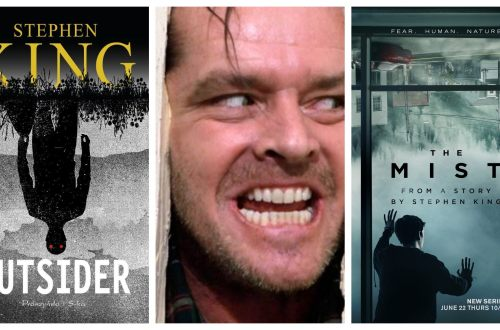 Best Stephen King movies and Tv shows