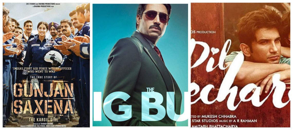 Upcoming Bollywood movies on OTT platforms