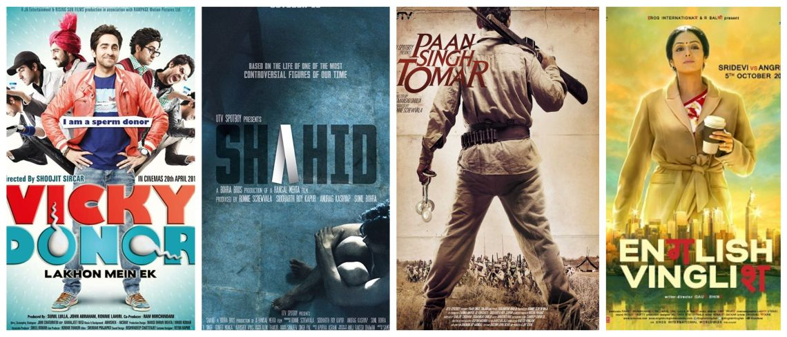 Best Bollywood movies of the decade