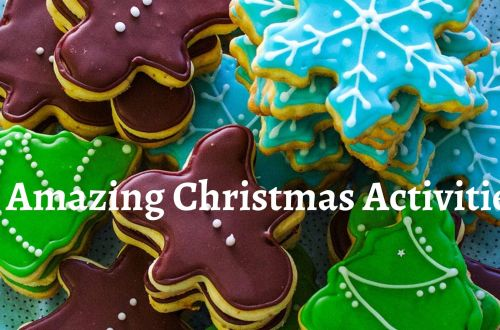 21 Christmas activities for kids