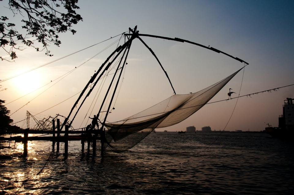 Kochi - best affordable backpacking destinations in India