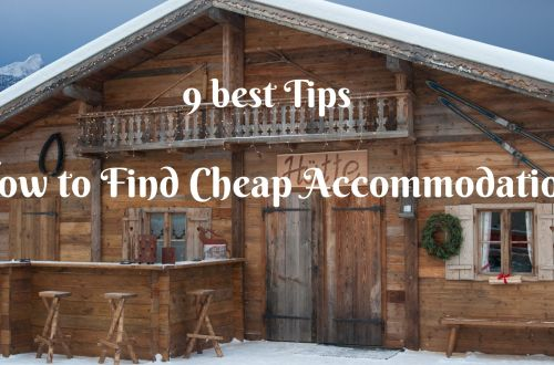 How to find cheap accommodation in India