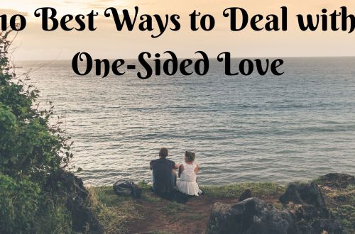 10 best ways to deal with one-sided love
