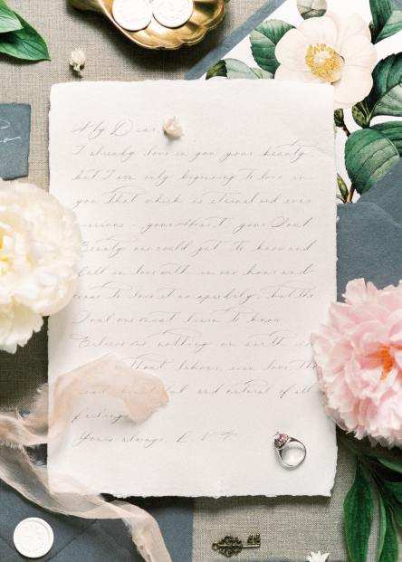 How to write a great love letter
