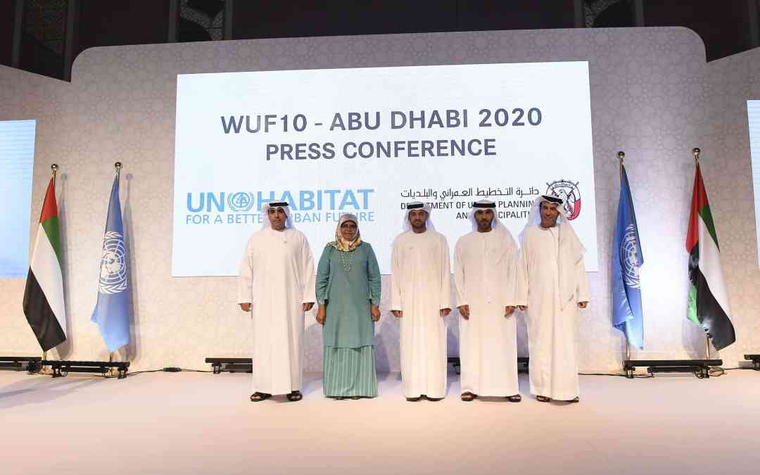 Abu Dhabi Signs Agreement with UN-Habitat to Host 10th World Urban Forum in 2020
