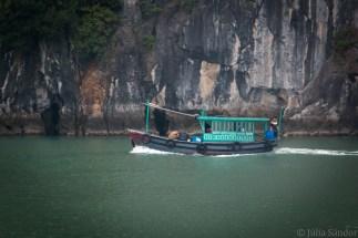 Vietnam Ha Long Bay view
