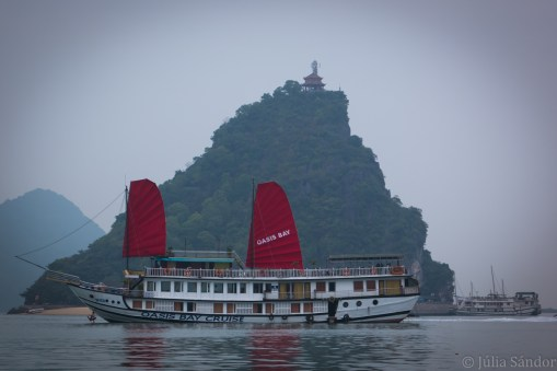 Our Cruise in Ha Long bay