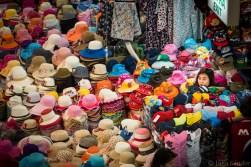 Market in Vietnam, Hanoi