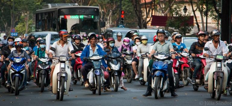 The traffic challenge