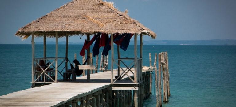 A big favorite: Saracen Bay Resort