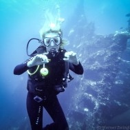 Certified diver!