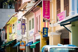 Streets of Little India