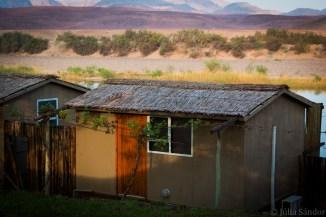Cabin at the Oranje River