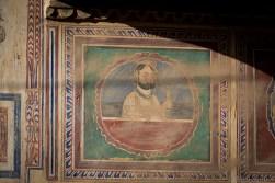 Opium pipe smoking maharaja