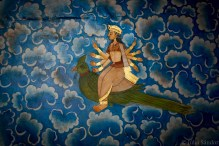 Wall painting - Patwa Haveli