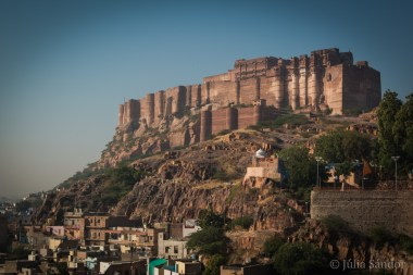 No wonder that the Mehrangarh Fortress in Jodhpur got never conquered by any enemy
