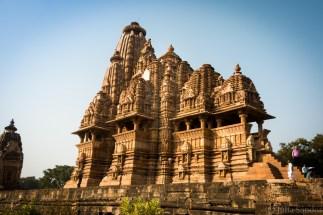 India impressions: Vishwanath Temple in Khajuraho