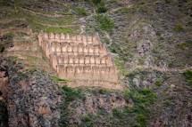In the Sacred Valley, Peru: Ollantaytambo