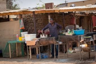 Fast food restaurant in Opuwo