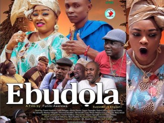Have You Seen Trending Movie EBUDOLA by Funmi Awelewa? (The Review)